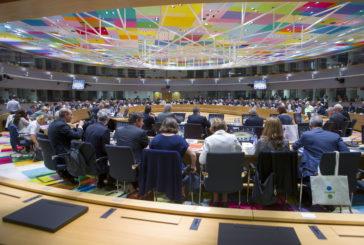 Minister Witold Waszczykowski na posiedzeniu Rady do Spraw Zagranicznych w Brukseli
