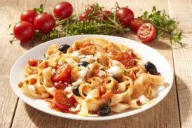 Amore pomidore! 5 sposobów na dania z pomidorami. Część 2